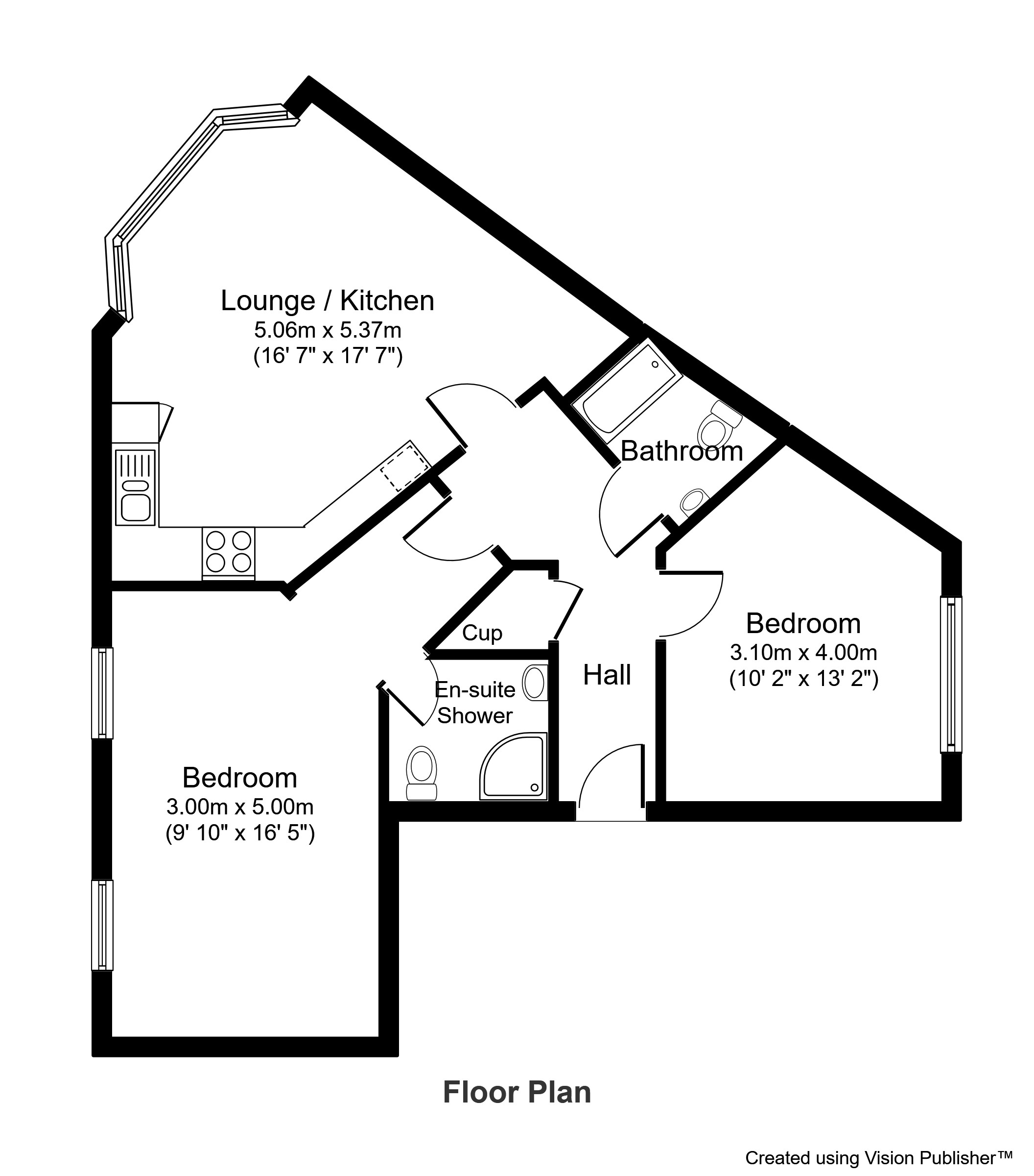 66 Derby Court Floor Plans (Auto Sized)