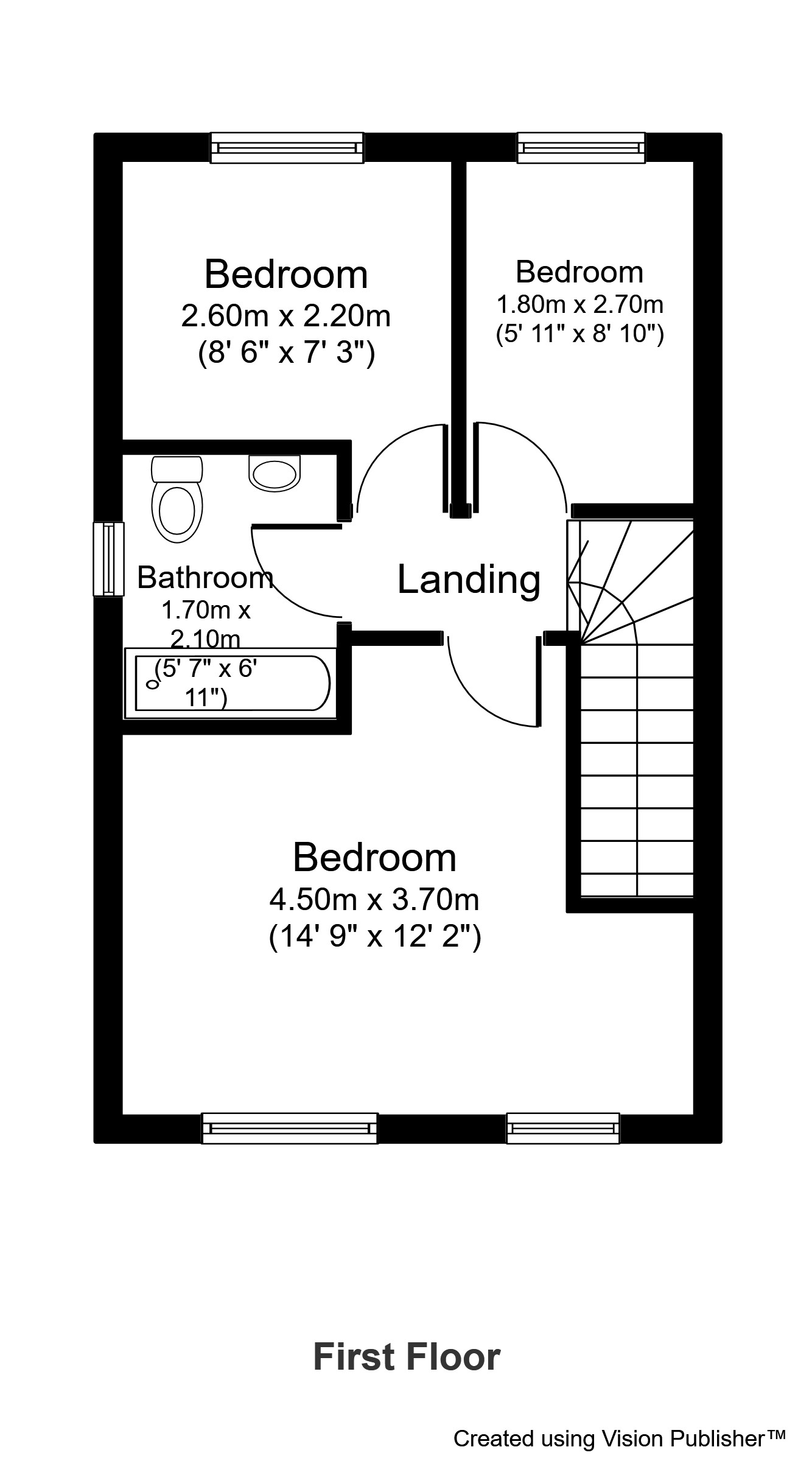 5 finchley close 1st Floor Plans (Auto Sized) (2)