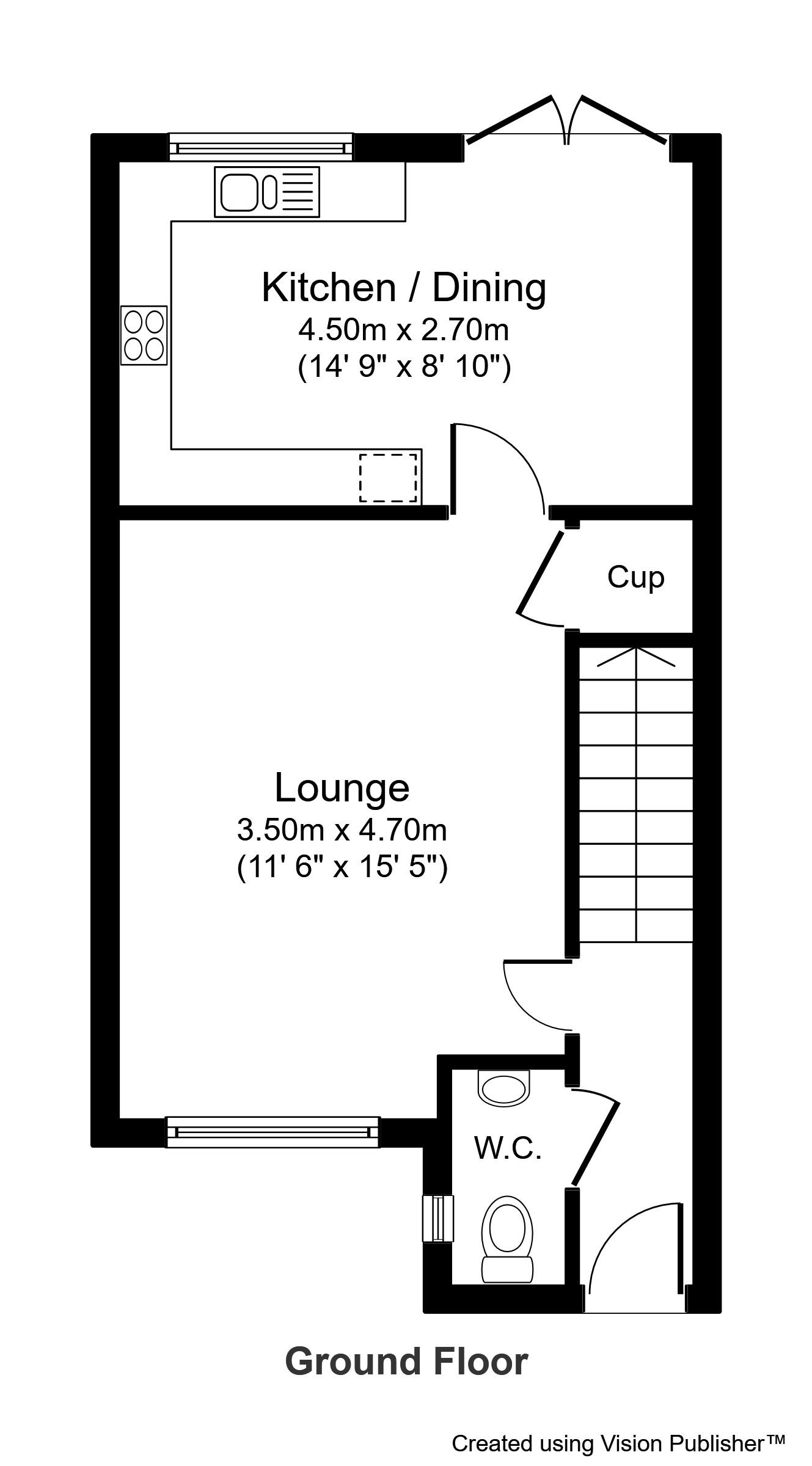 5 finchley close GF Floor Plans (Auto Sized) (1)